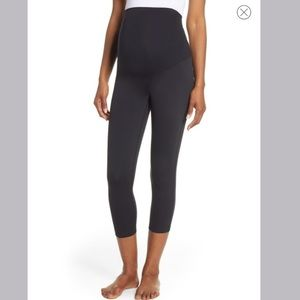 Zella Mamasana Maternity Live In Legging Crop